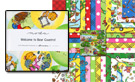 Moda Welcome to Bear Country Fabric Charm Packs - Berenstain Bears