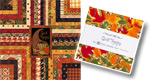 Moda Give Thanks Fabric Charm Pack