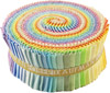 Robert Kaufman Fabric Roll-Up - Kona Solids - Pastel Palette