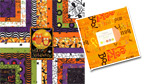 Moda Happy Howloween Fabric Layer Cake - 10