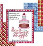 Sweet Shoppe Quilt Kit