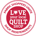 Love Your Local Quilt Shop Image