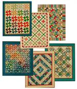 Stash Pot Pie Quilt Pattern Set