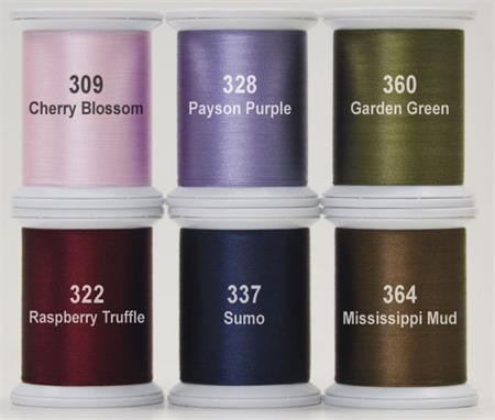 Superior Kimono Silk Thread Set - Happy Trails
