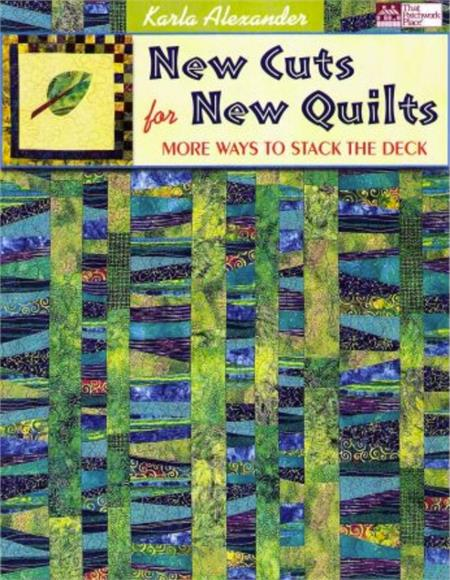 New Cuts for New Quilts Book