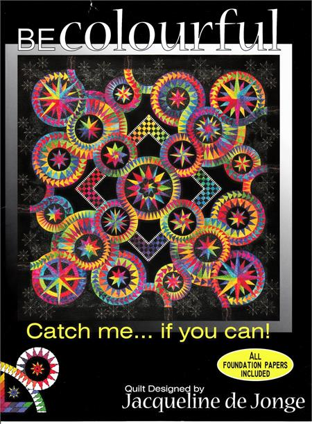 Catch Me if You Can Pattern with Foundations