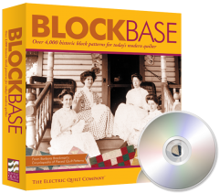 Block Base Software for Quilters
