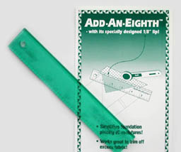 Add-an-Eighth Ruler