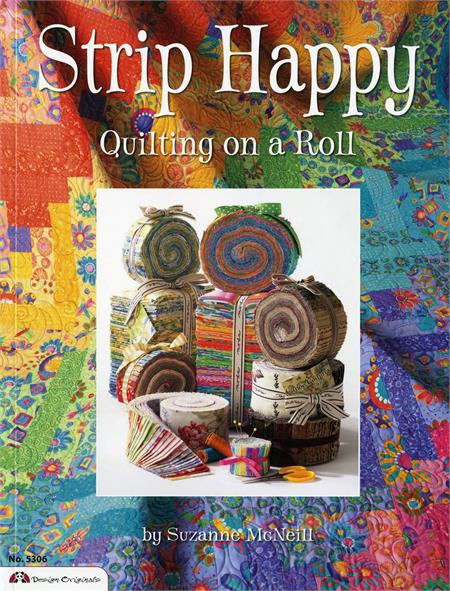 Strip Happy Book by Suzanne McNeill