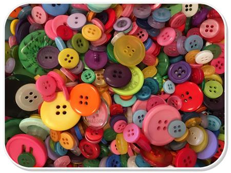 Everything Quilts Button Embellishment Set
