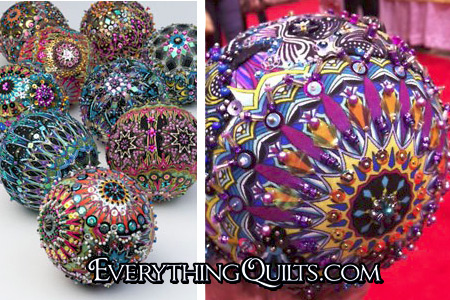 Beaded Ornament Kit-of-the-Month - EQ Exclusive!