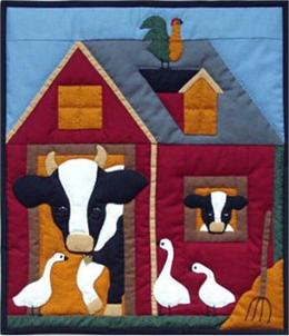 Cows Wallhanging Quilt Kit