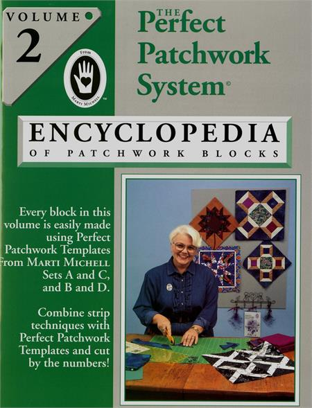 Marti Michell Encyclopedia of Perfect Patchwork Blocks - Volume 2