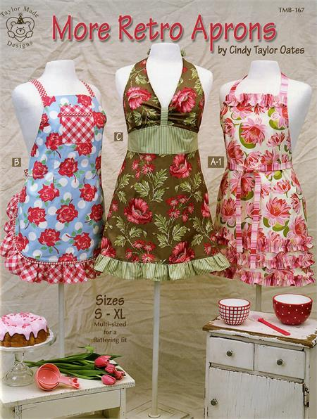 More Retro Aprons Pattern
