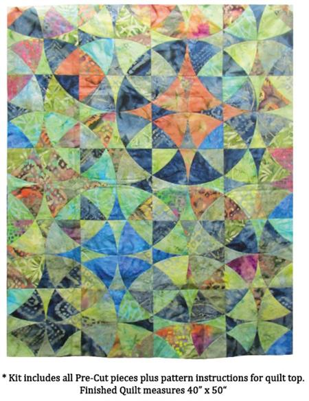 Pre-cut Quilt Kits at Everything Quilts