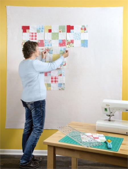 Large Quilter's Design Wall 72