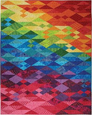 When Bali Meets Sochi Free ePattern at Everything Quilts : hoffman free quilt patterns - Adamdwight.com