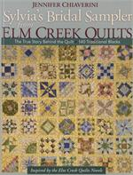 Sylvia's Bridal Sampler Book - Elm Creek Quilts