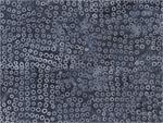 Anthology Batik Blender Fabric - Charcoal
