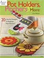 Pot Holder, Pincher and More Book