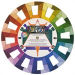 Quilter's Rainbow Color Wheel