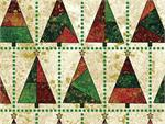 Northcott Stonehenge Holiday Fabric - Christmas Trees