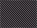Moda Dottie Small Dots Fabric - Black