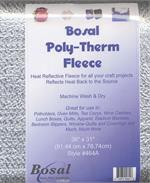 Bosal Poly-Therm Heat Resistant Fleece
