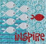 INSPIRE Quilt Block Kit from the Imagine Series by Nancy Halvorsen