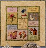 Secrets of Life Pattern by Nancy Halvorsen