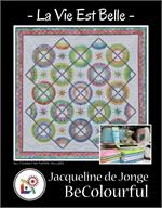 La Vie Est Belle Pattern - Includes All Foundation Papers