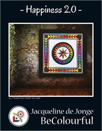 Happiness 2.0 Pattern by Jacqueline deJonge - Includes All Foundation Papers
