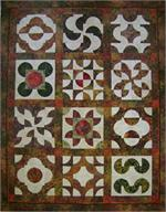 Pathways in Earth Quilt Kit
