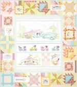 Girls' Getaway Pattern Set