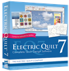 Electric Quilt 7 Software for Quilters - PC Version