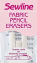 Sewline Pencil REFILL - Eraser Heads