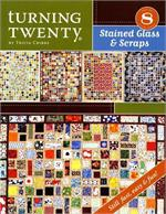 Turning Twenty Stained Glass and Scraps #8
