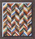 Breaking Waves Quilt Free ePattern courtesy of Hoffman Fabrics (Instant Download)