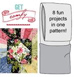 Get Comfy with 8 Projects in 1 Pattern