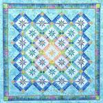 Summer Breeze QUILT KIT JDJ-50855QK by Jacqueline de Jonge