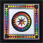 Happiness 2.0 QUILT KIT - Rainbow Dreams - Includes Pattern and Foundation Papers