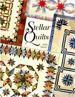 Stellar Quilts Book by Judy Martin