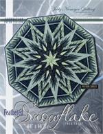 JNQ111P_Feathered Snowflake Tree Skirt Pattern