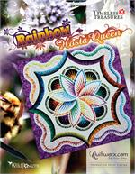 Rainbow Hosta Queen Pattern by Judy Niemeyer
