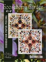Gooseberry Garden Quilt Pattern - ONLY 1 LEFT