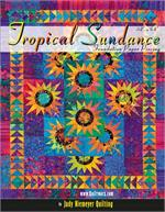 Tropical Sundance Quilt Pattern