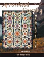 Arrowhead Crossing Quilt Pattern