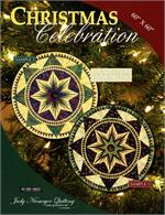 Christmas Tree Skirt Celebration Pattern
