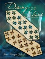 Dining With the Stars Tablerunner Pattern