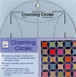 JT Charming Circles Template - Perfect for 5 x 5 Charm Packs